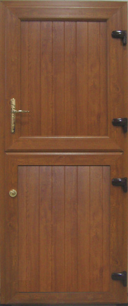 Golden Oak Stable door