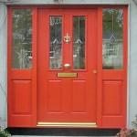 Front Door Dalkey, Co. Dublin