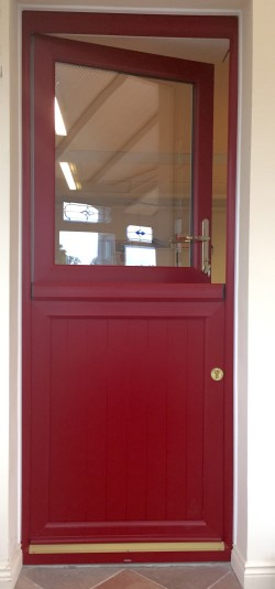 Red Stable Door